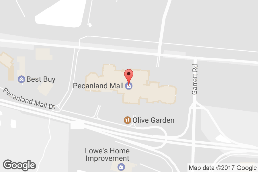 Pecanland Mall Map Mall Hours, Address, & Directions | Pecanland Mall Pecanland Mall Map